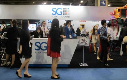 Scientific Games' Dualos cabinet launched at AGE
