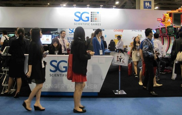 Sci Games raising extra US$1.21bln via private offering