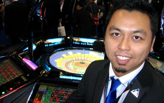 Virtual Roulette game Aruze's newest bet