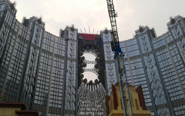 Melco Crown revealing on Monday Studio City opening date