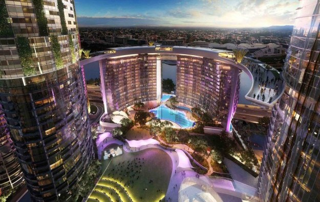 Brisbane casino bid win 'transforming' for Echo: boss