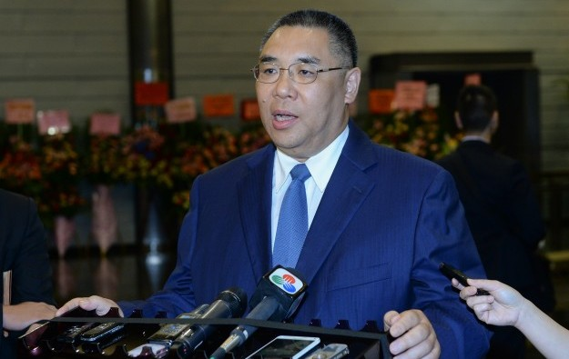 Chui Sai On confirms prospect of GGR-led spending cuts
