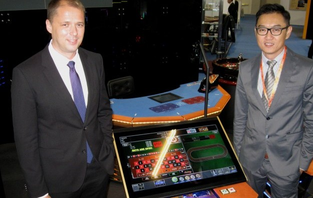 Alfastreet scores hit with 32-inch touchscreen terminal