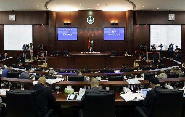 Macau legislators nod first reading of smoking ban bill