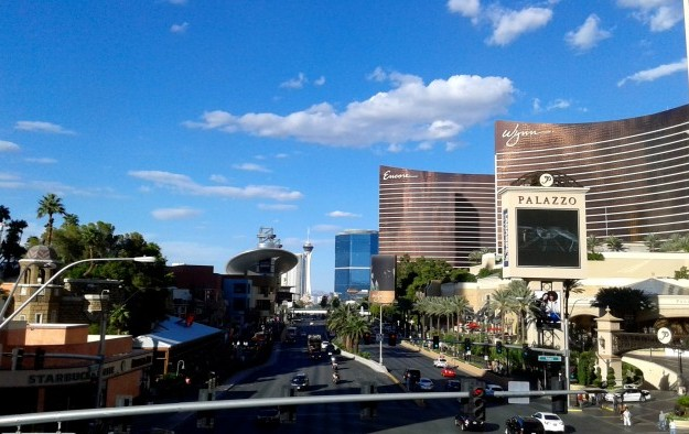 Asia investors' Las Vegas schemes show vital signs