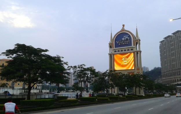 Macau casinos mostly cut ads not staff: Morgan Stanley