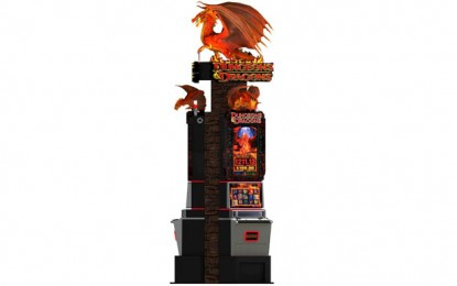 Konami's new Dungeons and Dragons slot games released