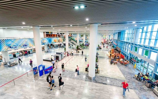 Macau airport extends 2019 target to 8.7mln passengers