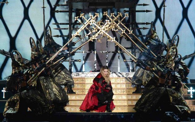 Madonna first global star booked for Studio City Macau