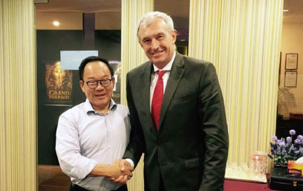 Weike teams with Casino Game Maker in Asia markets