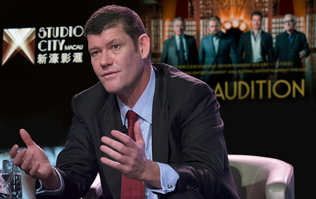 Packer ups stake in casino operator Crown Resorts