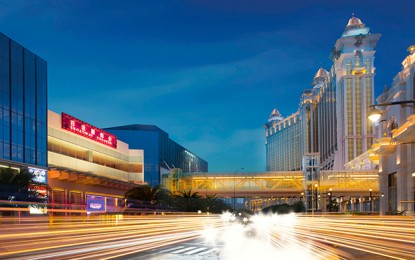Galaxy Ent upbeat on Macau's Golden Week: Francis Lui