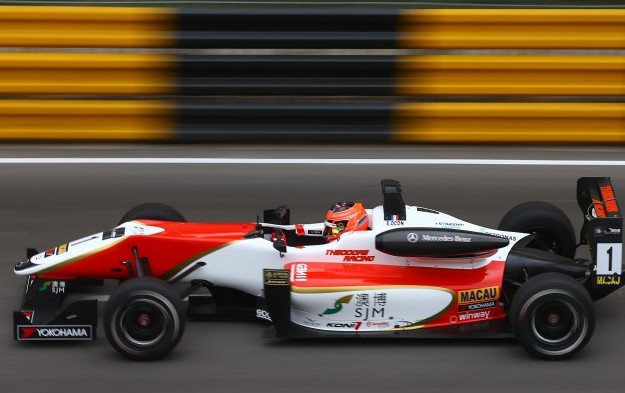 Grand Prix to put brake on Macau Nov gambling: analyst