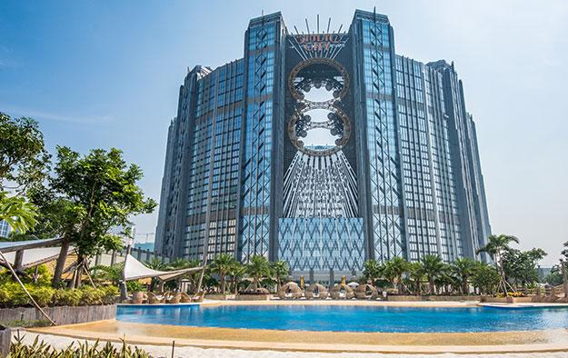 Studio City better, City of Dreams Macau softer: MPEL