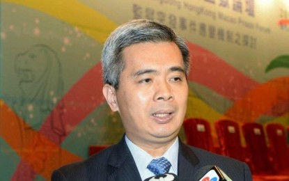 Macau security boss on gaming commission a plus: govt