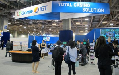 IGT and UK's Gamesys in game licensing deal
