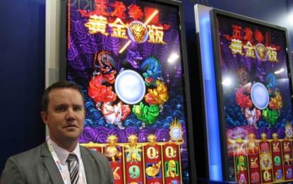 Aristocrat supersizes slot platform for mass appeal