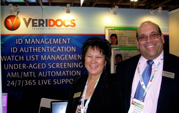 Veridocs targets Asia for sales of ID check technology
