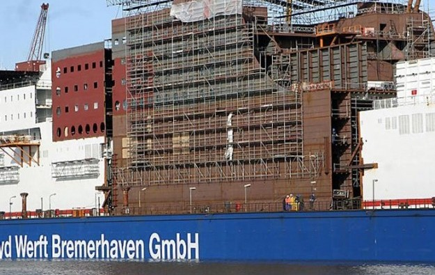 Genting HK completes acquisition of German shipyard