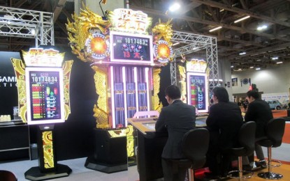 Sega Sammy's mega machines gaining traction