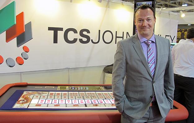 TCS John Huxley bets on Gaming Floor Live