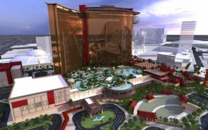 Genting's Las Vegas arm borrows US$1 bln to finish resort
