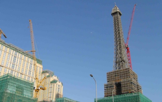 Sands gets more time to complete Parisian Macao: report