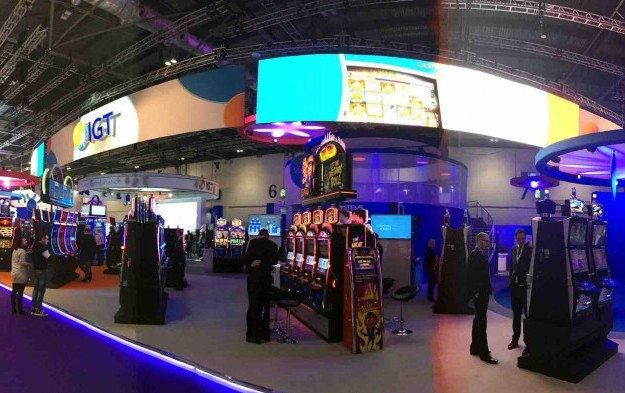 IGT posts strong 4Q revenue on gaming product sales