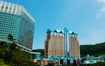5 positive for Covid-19 at Kangwon Land hotel, casino clear
