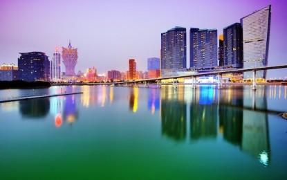 Macau casino GGR 6pct compound growth to 2019: report