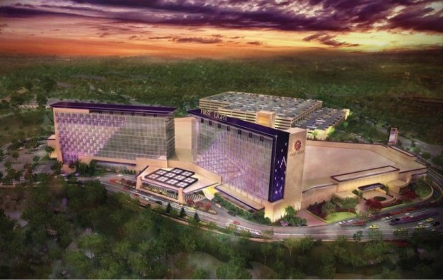 Judge asked to rethink plan for Genting-run U.S. casino
