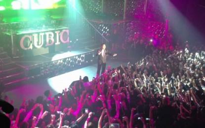 Club Cubic taken over, being renamed by CoD Macau