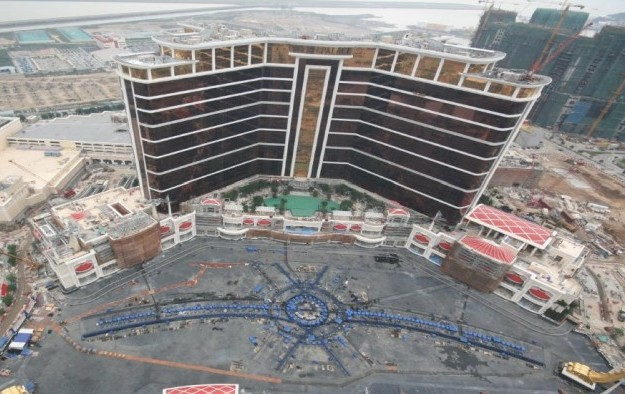 No official date on Wynn Palace third quarter 2016 launch