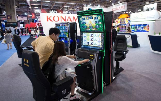 Newest Novomatic machines make Asian debut