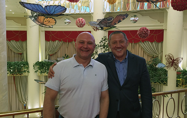 Merkur supplies slots to casino in Russia's Azov City