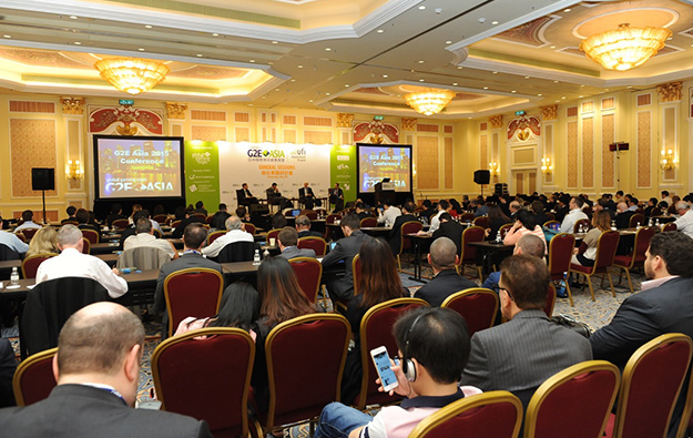 G2E Asia 2018 trade show, conference starts today