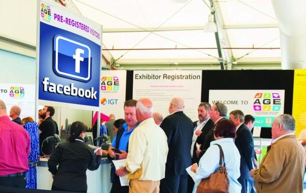 AGE 2016 visitors can register via social media