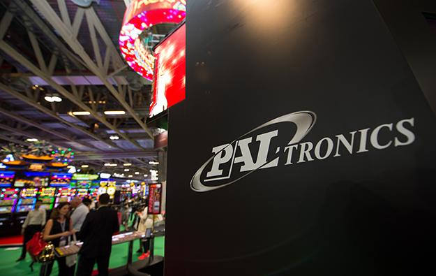 Paltronics technology in half Macau's slot machines: firm