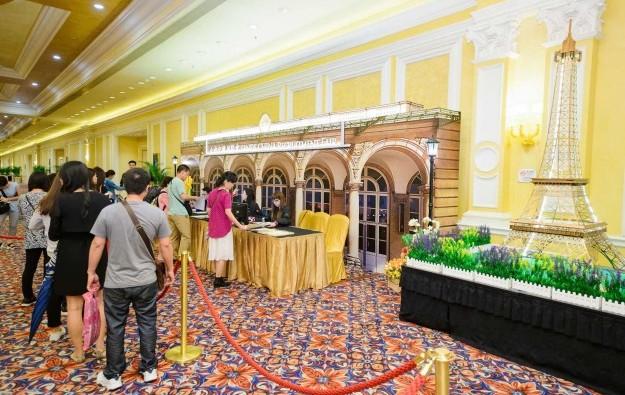 More than 1,500 locals at Parisian Macao jobs fair