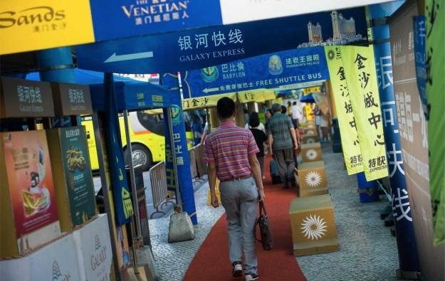 Macau casinos in talks on joint shuttles idea: SJM CEO