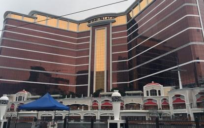 Wynn Palace opens in Macau, August 22: company