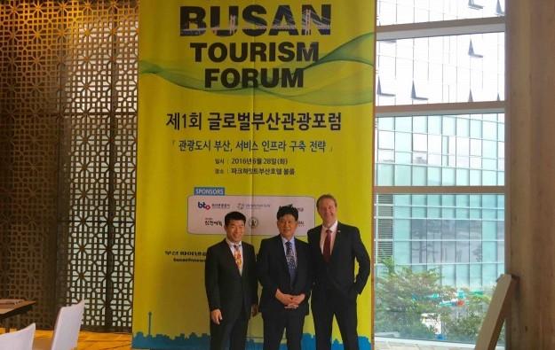 Busan casino resort idea debated at international forum