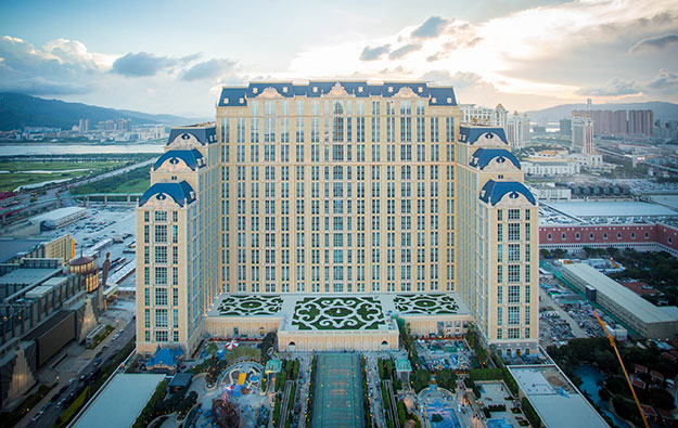 Parisian Macao launching with circa 450 tables: analyst
