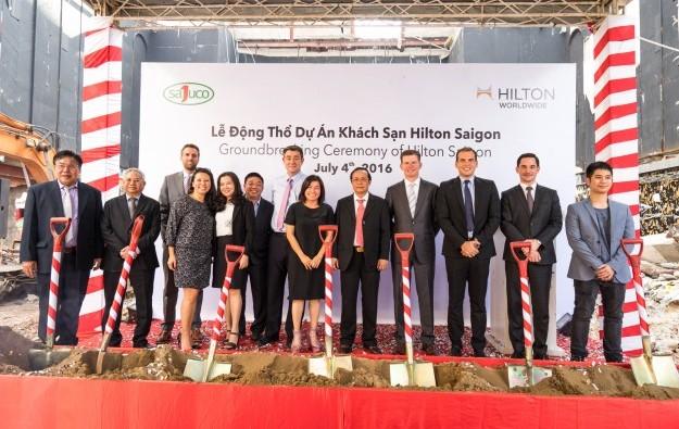 Ho Chi Minh City casino hotel scheme gets Hilton brand