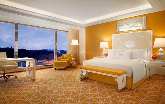 Macau average upper-end room rate up 3.5 percent in April
