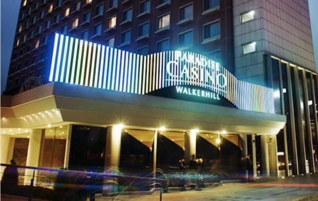 S.Korea's Paradise Co 1H casino revenue down 21pct