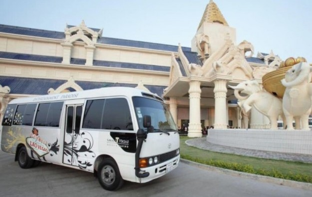 Consortium announces bid for Laos' Savan Vegas