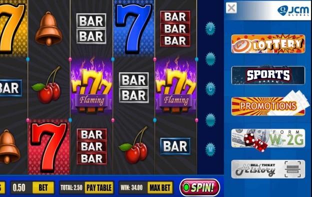 JCM Global launches multi-tasking slot machine