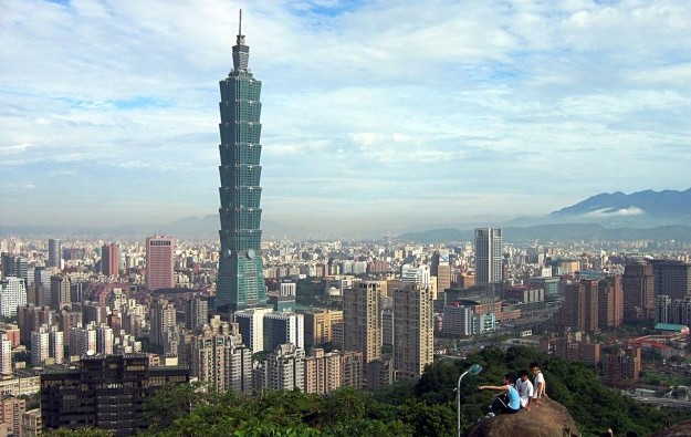 Penghu pro-casino group protests in Taipei: report