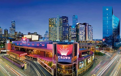 New control at Crown Resorts could stem troubles says Fitch